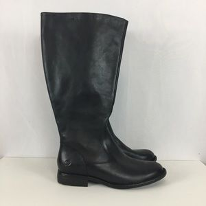 Born North Riding Boot in Black Size 7